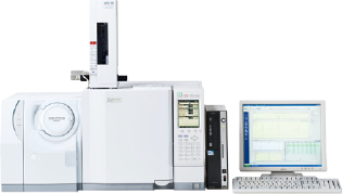 Gas Chromatograph Mass Analyzer